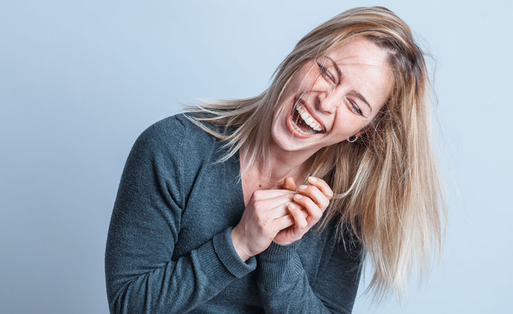 Warum wir lachen