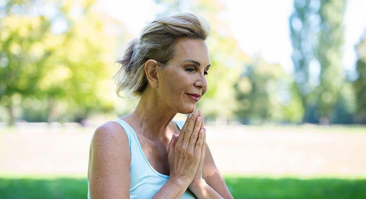 Achtsamkeitshausaufgaben: Meditieren